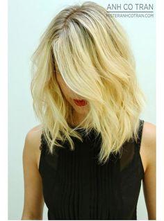 Cieniowane, półdługie włosy. Ta fryzura jest hitem! - Strona 8
