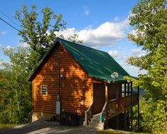 $99 per night.  Hot tub, wifi, pet friendly.  Lots of similar cabins on this website--nearish to Dollywood.  Cheapest of cabins I've looked at so far--many of them have outdoor hot tubs and/or indoor jacuzzi tubs.