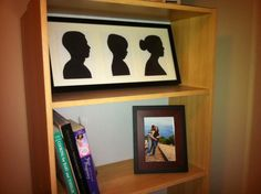Make it Yourself! Family Silhouettes