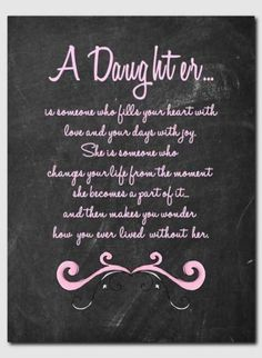Happy Birthday Daughter Quotes From A Mother - Mastakilla intended for Happy Birthday Daughter Quotes From A Mother Mom Quotes From Daughter, Mother Daughter Quotes, I Love My Daughter, Love My Kids, Mother Quotes, Mother Daughters, Beautiful Daughter Quotes, Mother Mother, Mother Family