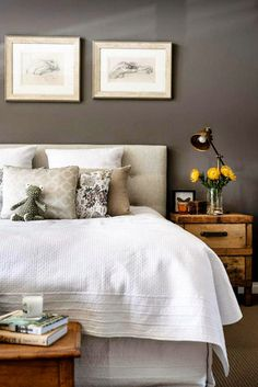 Gorgeous & Inspiring Master Bedrooms