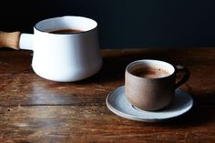 Food52 ‏@Food52   How to make the best hot chocolate, according to the best hot chocolate makers in NYC. http://f52.co/1SzZVix
