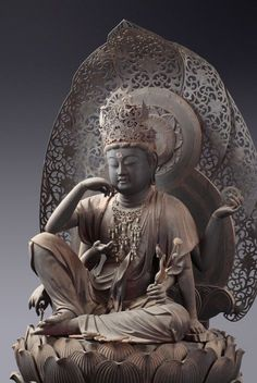 談山神社 如意輪観音坐像