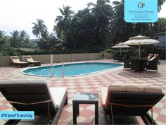 The best relaxation retreat for India's vacation capital. When at The Golden Palms Hotel & Spa, Calangute, relaxation is an involuntarily occurrence.
