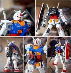 [MG] RX-78-2 The Origin First Gundam