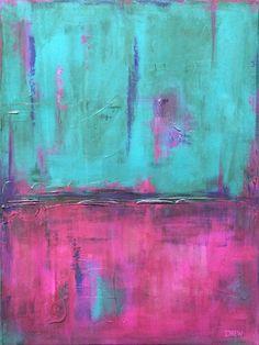 ARTFINDER Dreamy Cotton Candy By Drew Noel Trombley