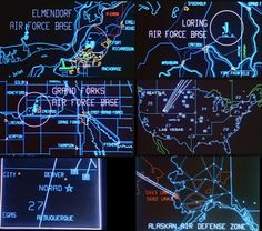 Some Screenshots from the original War Games movie, produced with a UI, display, computer, readout Game Design, Ui Design, Graphic Design, Graphic Art, Interface Design, User Interface, Retro Typewriter, The Villain, Cartography