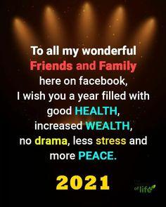 No Drama, Happy New Year 2020, Wish, Stress, Peace, Psychological Stress, Sobriety, World