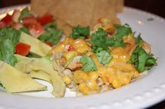Dinner with The Donnells: Tex-Mex Chicken and Rice Skillet