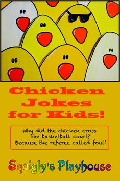 Funny chicken jokes for Kids
