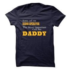 Some call me RADIO OPERATOR - #oversized hoodie #sweatshirt menswear. MORE ITEMS => https://www.sunfrog.com/LifeStyle/Some-call-me-RADIO-OPERATOR.html?68278