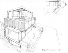 STEINMETZDEMEYER - Projects MLGSL 0619 MAISON LOVEBOAT SKETCH