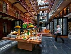 #Hotel: INTERCONTINENTAL MELBOURNE THE RIALTO, Melbourne, Australia. For exciting #last #minute #deals, checkout @Tbeds.com. www.TBeds.com now.