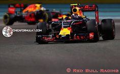 Horner cree que Red Bull luchará por el título en 2017 si la diferencia entre la PU Renault y la Mercedes es inferior al 3% #F1 #Formula1