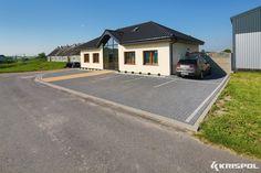 Krispol.pl - Drzwi wejściowe, fasada, stolarka aluminiowa