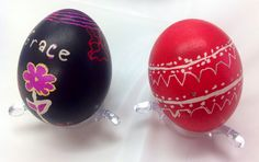 Russian Egg Art