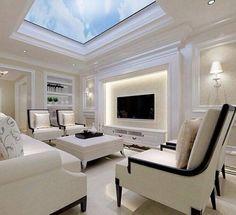 Harika Bir Yatak Odası ...