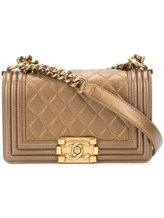 1304c563ea7a Chanel Vintage 2012 Small Le Boy bag Vintage Chanel, Vintage Bags, Chanel  Boy Bag