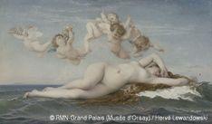 Alexandre Cabanel,The Birth of Venus,© RMN-Grand Palais (Musée d'Orsay) / Hervé Lewandowski