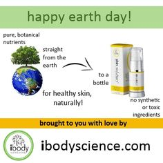 pure botanical nutrients straight from the earth to a bottle | skin solution for healthy skin, naturally!