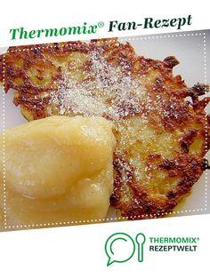 Reibekuchen mit Apfelmus von HotTomBBQ. Ein Thermomix ® Rezept aus der Kategorie sonstige Hauptgerichte auf www.rezeptwelt.de, der Thermomix ® Community.