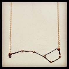 Big Dip Necklace by OldBlood on Etsy, $58.00