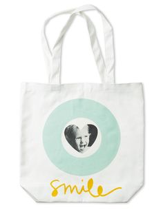MDS + iron on transfer sheets = lots of fun projects for mom, like this adorable tote bag. #MadeForMom  Stampin' Up!