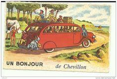 Cartes Postales > Thèmes > Illustrateurs & photographes > Illustrateurs - Signés > Chaperon, Jean - Delcampe.fr