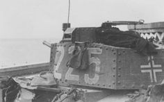 Image result for 20 panzer division turret numbers