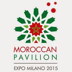 Expo 2015 Milano Blog: Pavilion Morocco... the LOGO !