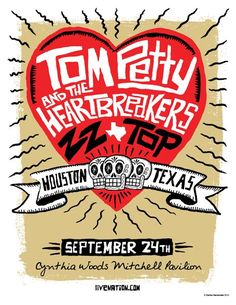 Tom Petty and the Heartbreakers & ZZ Top