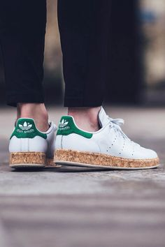 Cork mid Stan Smith #adidas