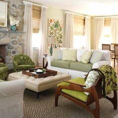 Master Bedroom - traditional - bedroom - los angeles - The Old Painted Cottage