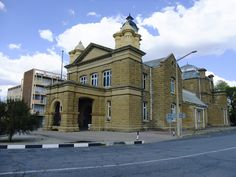 Town_Hall,_Church_Street_-_Kroonstad Town Hall, South Africa, Landscape Photography, Roots, Buildings, Memories, Mansions, Country, Street