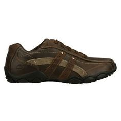 Skechers Men's Diameter-Blake Shoes (Brown)