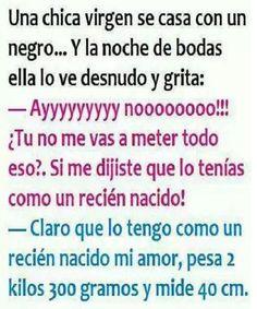 http://www.chisteseimagenesgraciosas.com/2015/04/una-chica-virgen-se-casa-con-un-negro.html