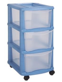 The Boys Bedroom - Storage Drawers - Plastic Storage Unit Plastic Storage Units, Storage Drawers, Storage Organization, Boys Bedroom Storage, Arts And Crafts Supplies, Getting Organized, The Unit, Kids, Inspiration