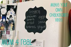 10  Projects Using Chalkboard Paint!