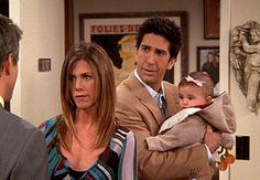 When Do Ross And Rachel First Hook Up