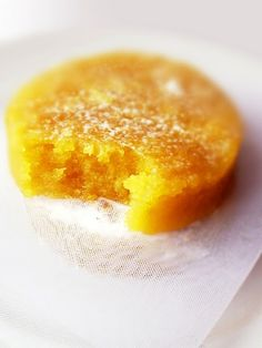 Toucinho (PORTUGUESE ALMOND CAKE) #Portugal