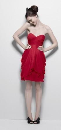Scarlet da sposa a colori Tavolozze