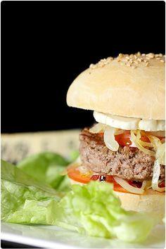 #hamburger-#chevre-#boeuf. #burger, #beef.