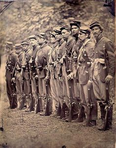 American Civil War Portraits — American Civil War Photos
