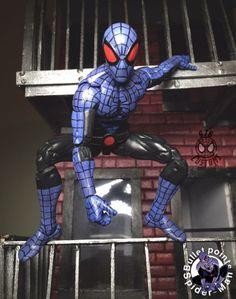 Bullet Points Spider-Man (Marvel Legends) Custom Action Figure