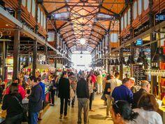 Mercado de San Miguel - food market in Madrid
