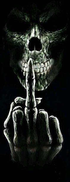 Skull, The Crow, Demon, Gif & Art Herege Dreadful – Community – Google+