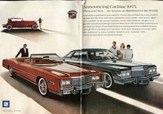 1975 Cadillac Advertisement Readers Digest October 1974 | by SenseiAlan