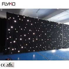 China supplier new trending product Wedding stage decor led white star curtain backdrop lighting Dry Desert, Space Space, Wedding Stage Decorations, Stage Lighting, Backdrops, Tapestry, China, Curtains, Lights