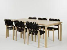 Artek<3 dining, wood, design