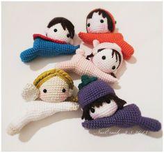 #amigurumi crochet doll